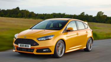 2014年福特焦点St改造和新柴油:规格和价格