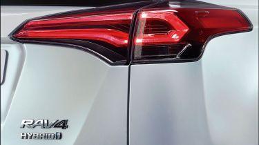 更新丰田RAV4将获得混合动力系