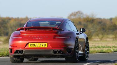 新保时捷911 Turbo Facelift:发动机细节透露