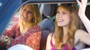驾驶者比以前更快乐