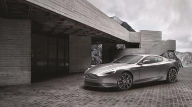Aston Martin推出DB9 Bond Edition