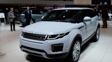 Range Rover Evoque Facelift价格透露