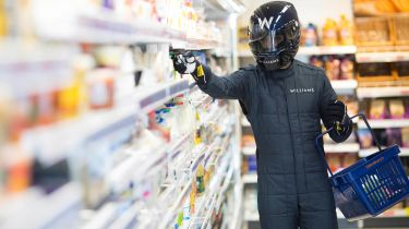 F1空气动力学技术设置为改进英国超市