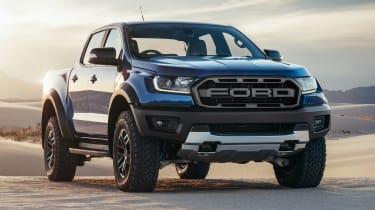 新的2019 Ford Ranger Raptor:英国的价格和规格透露