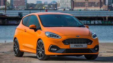 新的Rangping Ford Fiesta St Performance Edition透露