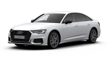 奥迪A6黑版Variant为Saloon和Avant Estate推出