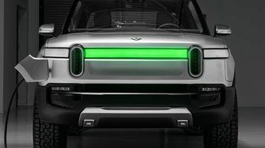 福特和里维安宣布380米的交易开发新电动福特