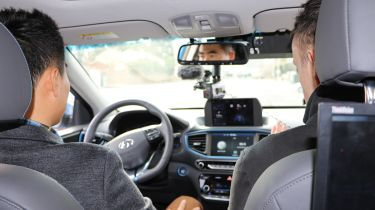 英国和韩国共同努力电动汽车和自主技术