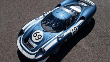 Jaguar XJ13原型重生为Ecureie Ecosse LM69