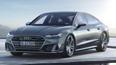 新的奥迪S6和奥迪S7获得轻度混合柴油功率