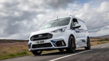 MS-RT Ford Transit Connect提供了24千万英镑的积极寻找