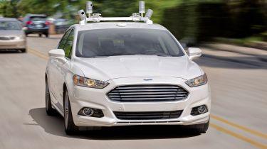 福特音调自动驾驶汽车期望