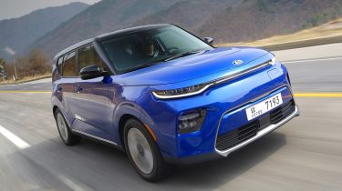 新的Kia Soul EV:定价和规格宣布