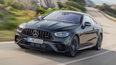 新梅赛德斯电子级轿跑车价格从46,000英镑开始