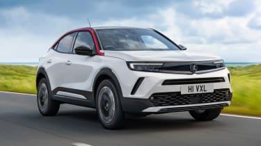 新的2021 Vauxhall Mokka:价格和规格确认