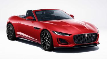 新的Jaguar F型R-Dynamic Black加入阵容2021