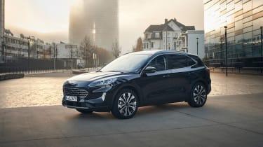 新福特库瓦混合动力车售价为33,600英镑