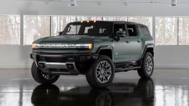 新电动GMC悍马推出2024年推出
