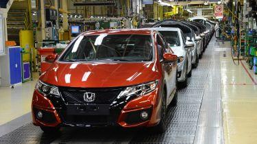 本田证实了斯旺邦工厂的销售