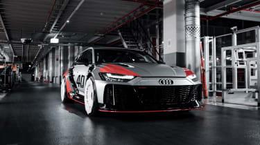 奥迪RS6 GTO概念被称为新学生项目