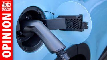 """""""我们的电动汽车充电网络需要改进"""""""