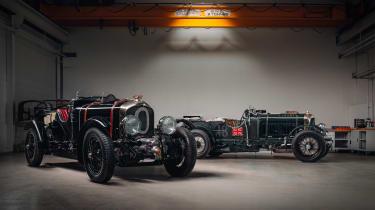 第一次鼓风机Bentley延续模型完成